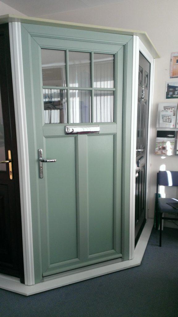 Chartwell show door