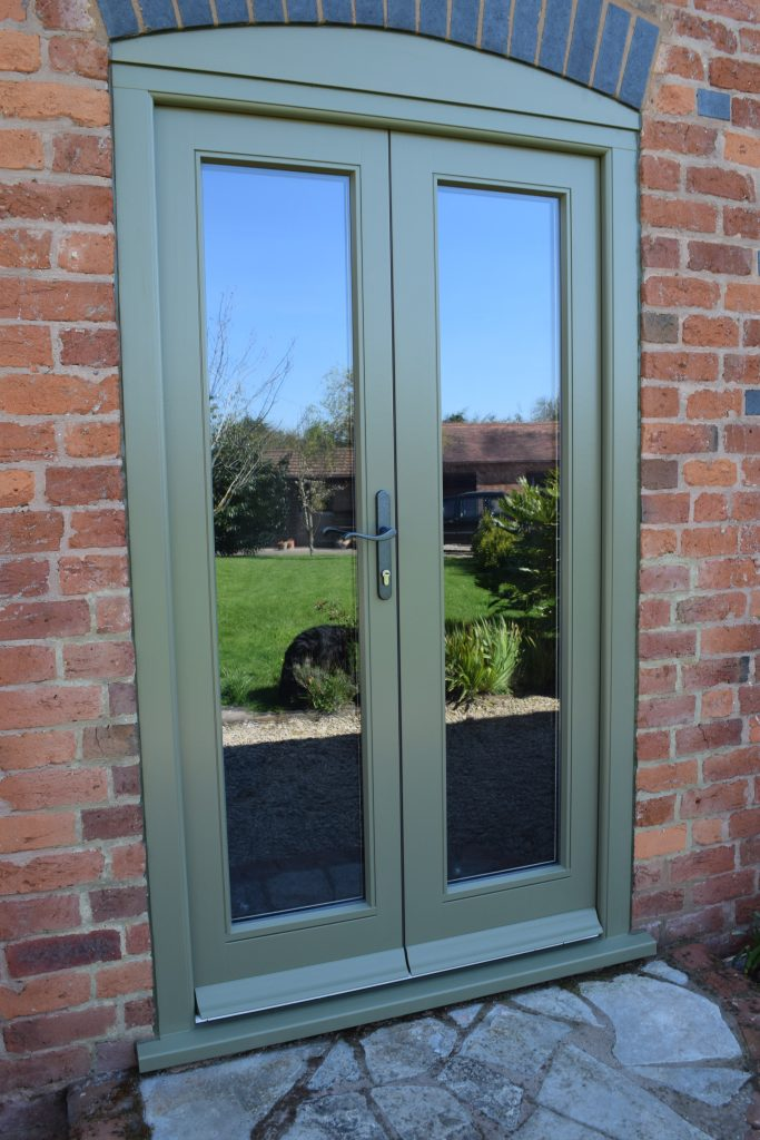 Timber French Doors (1)