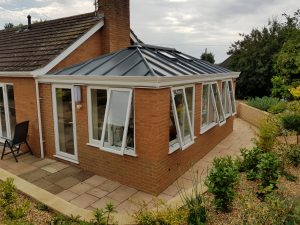 Orangery - Livin Roof with Cornice