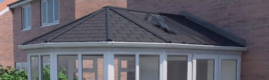 Ultra 380 Solid Tiled Roof
