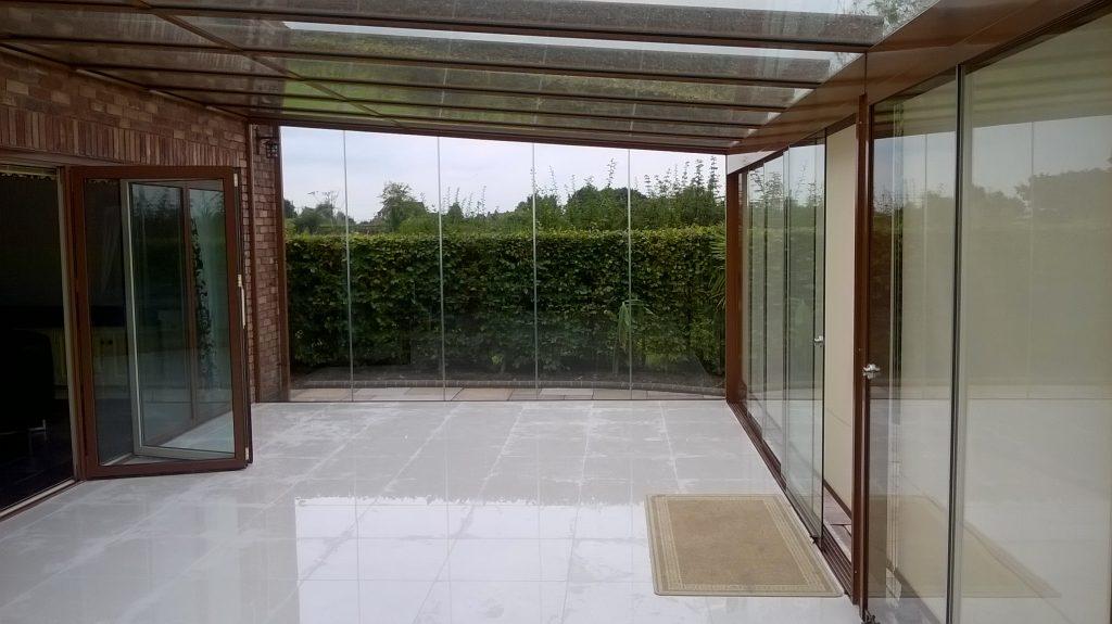 Weinor Sunroom internal