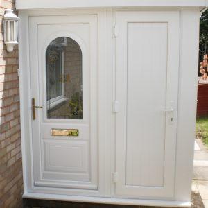 front door porchu